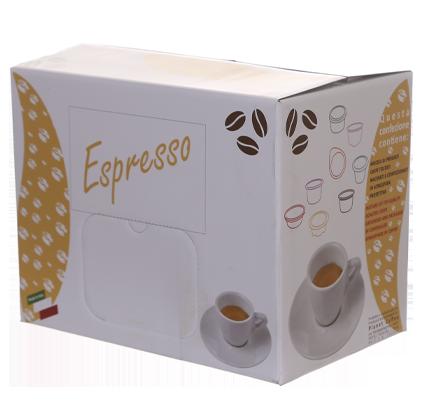 scatola espresso