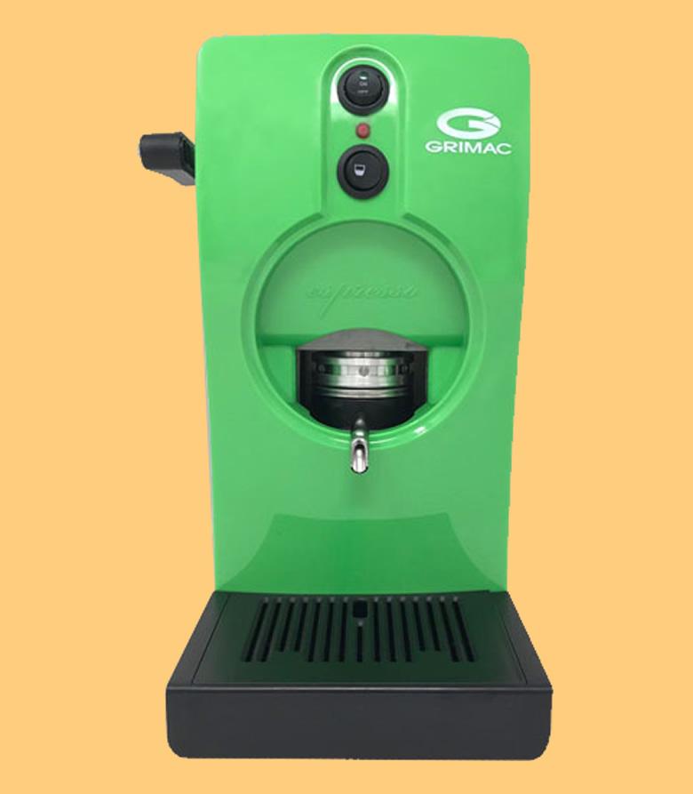 macchine a cialde Grimac verde