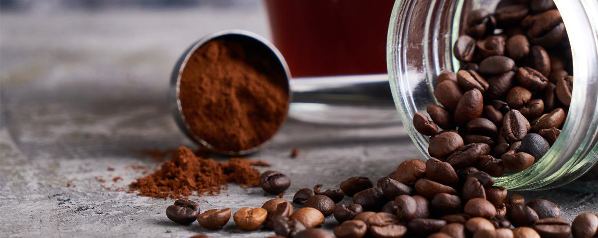 come conservare caffe
