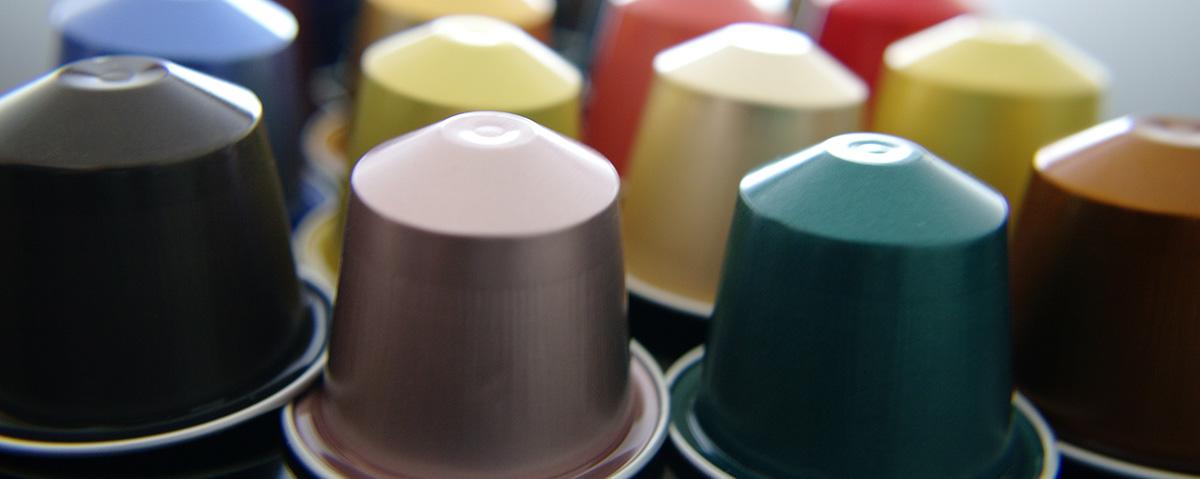 capsule caffe personalizzate