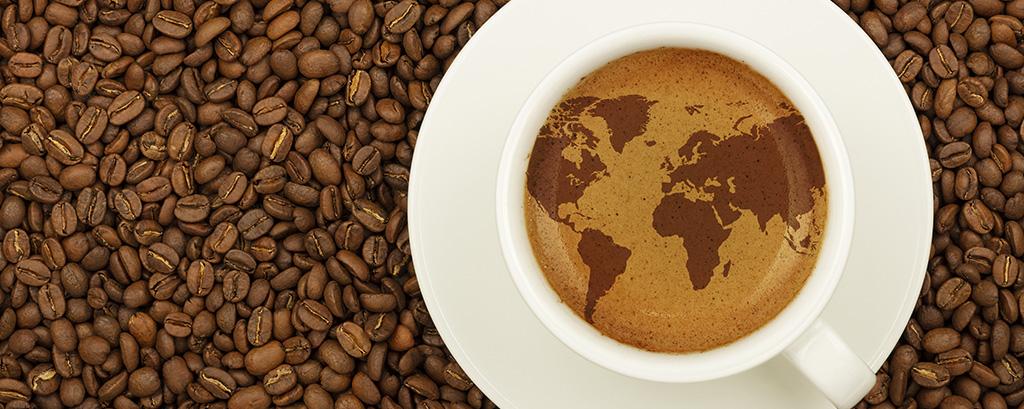 caffe e tazzina caffe