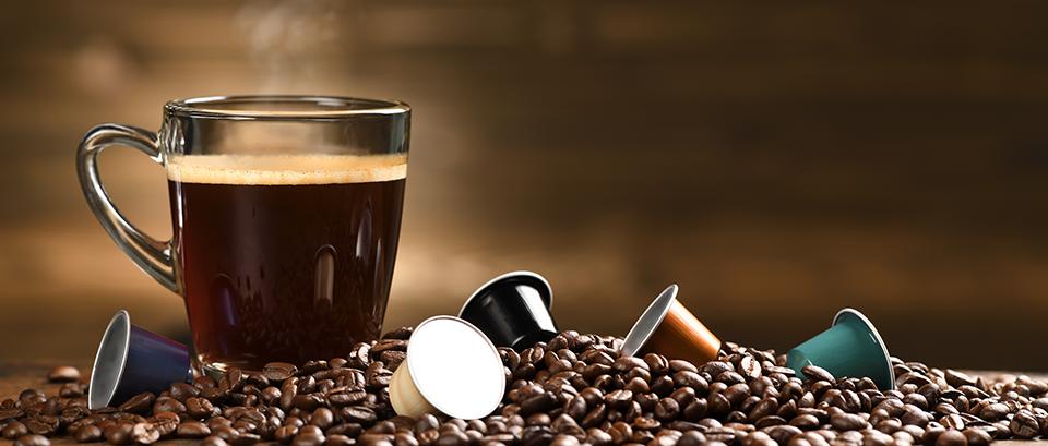 caffe e capsule caffe